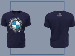 Camiseta masculina automotiva / motoesportiva