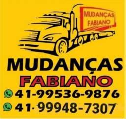 FRETES - MUDANÇAS - VIAGENS