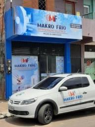 MAKRO FRIO REFRIGERAÇÃO E ELÉTRICA