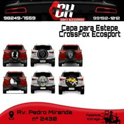 Título do anúncio: Capa para Estepe Crossfox Ecosport