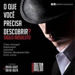 Detetive/Investigador Particular em Manaus - Acabe com suas dúvidas hoje.