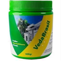Título do anúncio: Impermeabilizante em pó 500g Vedabrasil