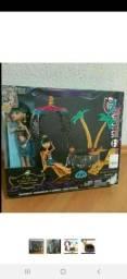 Boneca  Monster High 13 whishes Desert  Oasis Cleo de Nile
