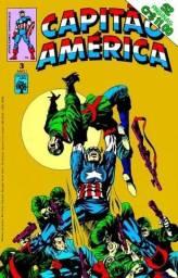 Capitão América Marvel - Coleção digital hqs - 1959 a 2021 (atualizada)