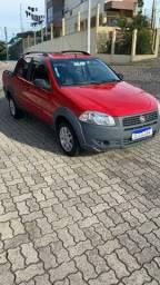 Fiat Strada Working 1.4 CD Completa IPVA 2021 pago