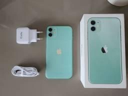 Iphone 11 / 128GB. / zero 5 meses de garantia da Apple.
