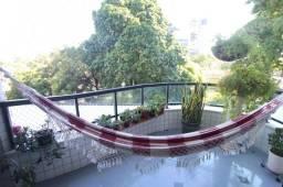 Apartamento Praça Casa Forte 4 quartos 3 suites, 165m2 com 2 vagas, Recife