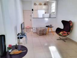 Apartamento à venda com 1 dormitórios em Botafogo, Rio de janeiro cod:LAAP12801