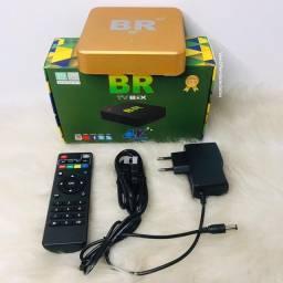 TV Box 128GB 8Ram (entrega grátis)