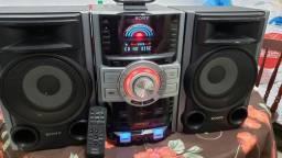 Sony Mini System Novo 260w Bivolt