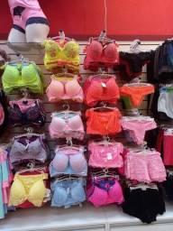 conjunto de lingeries