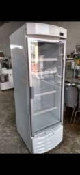 Freezer vertical de congelamento Metalfrio com garantia
