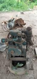 Vendo  um  gerador de 5 KVA a diesel  3600