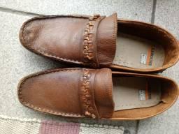 Sapato mocassim.numero 40 otimo estado