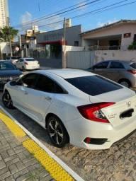 Honda CIVIC Touring Turbo 2018 - com garantia de fábrica