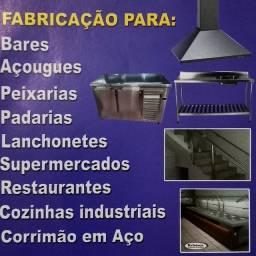 Coifas/Dultos /artigos para cozinha industrial