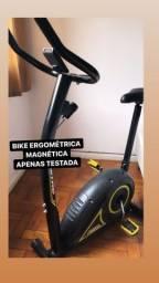 NOVÍSSIMA - bicicleta ergométrica MAGNÉTICA NITRO POLIMET NITRO