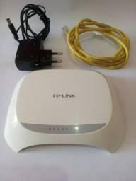 Roteador TP-Link Wireless N de 150mbps Tl-wr720n (Usado)