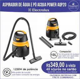 Aspirador de Pó / Água Electrolux AQP20 10 litros