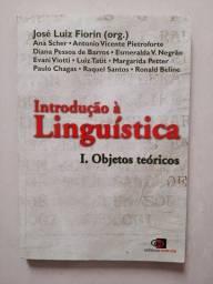 Livro Introdução à Linguística - José Luiz Fiorin