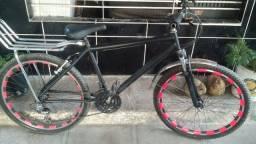 Bike aro 26 venda ou troca
