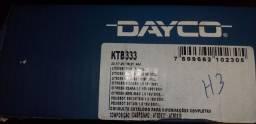 Kit correia dentada Dayco KTB333 LINHA PEUGEOT CITROEN 1.6 16V