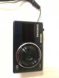 Câmera Fotográfica (Samsung DV150F) + Cartão Memória 4 Gb