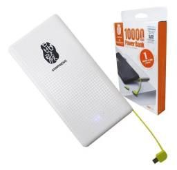 Carregador Portátil Externo Powerbank 10000mah Universal