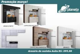 armário de cozinha mega promoção