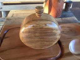 Canil personalizado de madeira, uma obra de arte