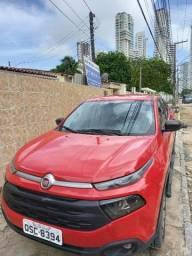 Fiat Toro Endurance 1.8 Flex Automática 2019/2019 - Emplacada 2021