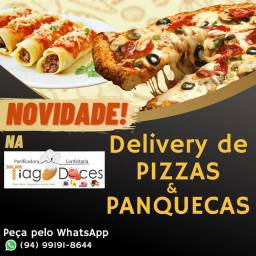 Panquecas delivery