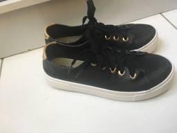 Sapato da moleca, Original