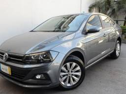 Título do anúncio: Virtus-2020-Sedan 1.0 Comfortline 200 TSI Flex AT-Único Dono-Garantia Fábrica!!
