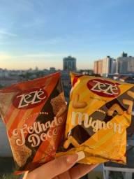 Kit Lanchinho Mignon + Folhado doce