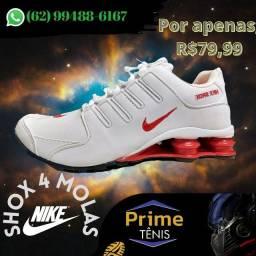 Nike Shox 4 molas @primetenisgyn