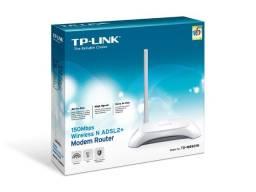 modem tp-link 150 mbps (ótimo estado)