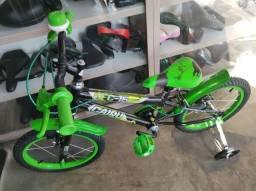 Bicicleta aro 16 Cairu C-16
