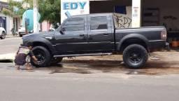 Vendo camionete Ranger ano 2006/2007 completa motor powetrock 3.0 turbo Diesel interculada