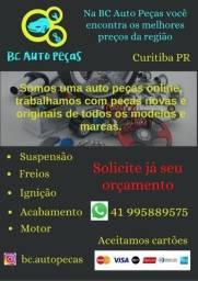 Bc AutoPeças - A mais Barata da Região