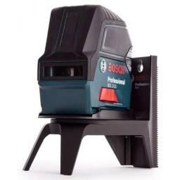 Nível Laser Gcl 2-15 Profissional Bosch Com Gancho + Maleta