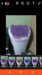 Máquina de lavar dez kilo