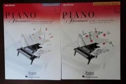 Piano Adventures - 2 Livros - Level 1