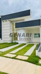 Casa de condomínio à venda com 3 dormitórios em Jardim brescia, Indaiatuba cod:V1466