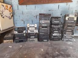 Radios de carro antigo