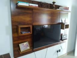Vendo Painel TV em Madeira e MDF Imbuia