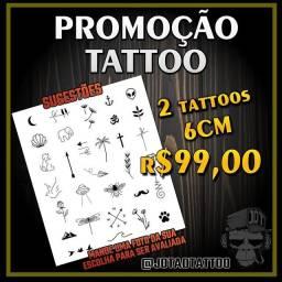 Tattoo promoção