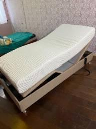 Cama hospitalar articulada/motorizada