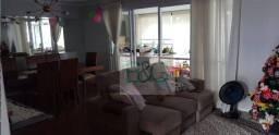 Apartamento com 4 dormitórios para alugar, 164 m² por R$ 5.500,00/mês - Tatuapé - São Paul
