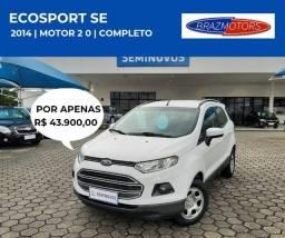 Ecosport SE 2.0 automática 2014